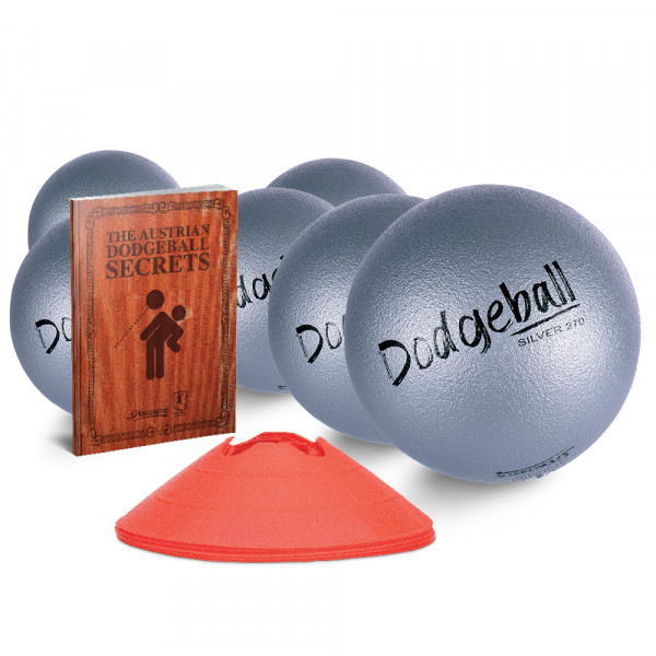 Starterset DODGEBALL Silver 270