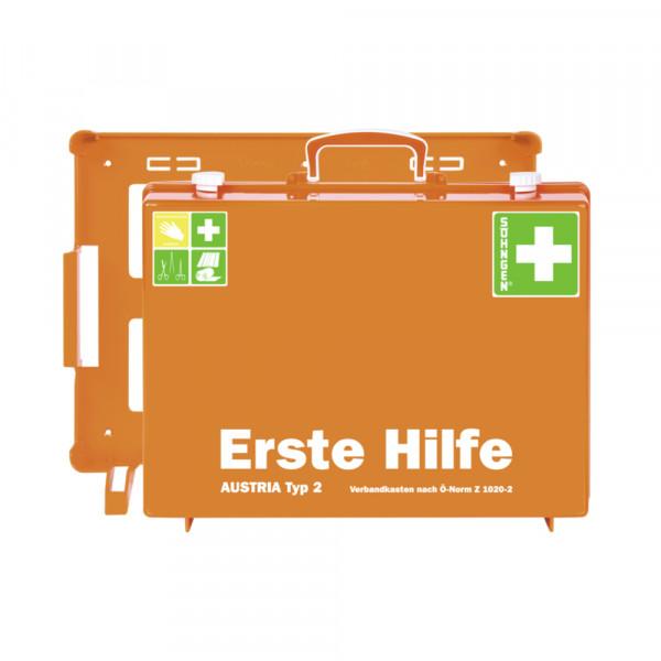 Premium Erste Hilfe Koffer MT-CD - ÖNORM Typ 2