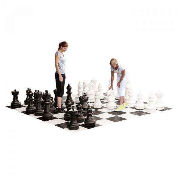 Spielfeld Riesen-Schach Outdoor
