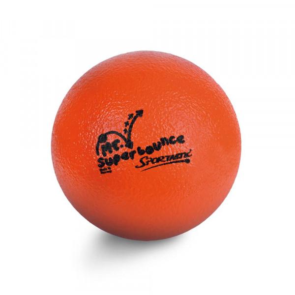 Elefantenhautball Mr. SUPERBounce 16 cm, Orange