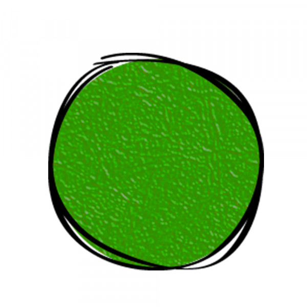 Umänderung in Farbe GRÜN Polygrip