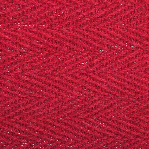 Ersatzgewebe für Abziehteppich Kokos Rot