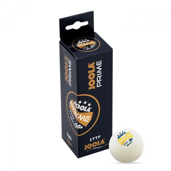 3 Stern Tischtennisball - JOOLA PRIME ITTF