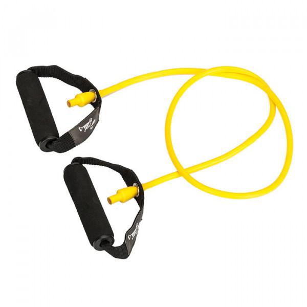 Body Tube Expander, Gelb (leicht) für Kinder und Reha.