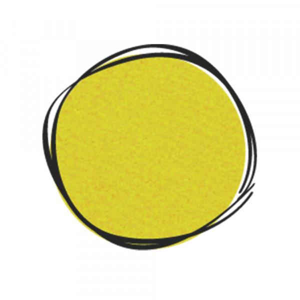 Umänderung in Farbe GELB Reisstrohprägung