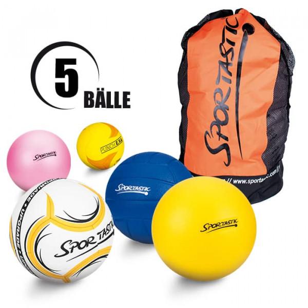 Sparset Völkerball