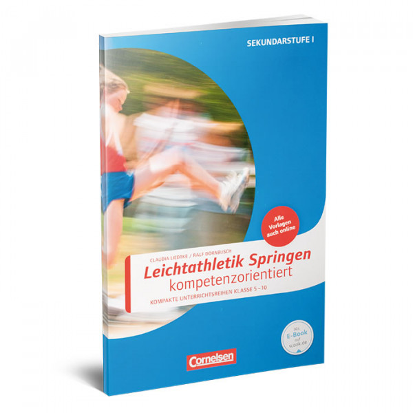 Buch LEICHTATHLETIK SPRINGEN