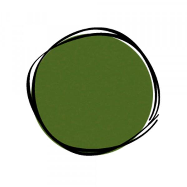 Umänderung in Farbe OLIVE Reisstrohprägung
