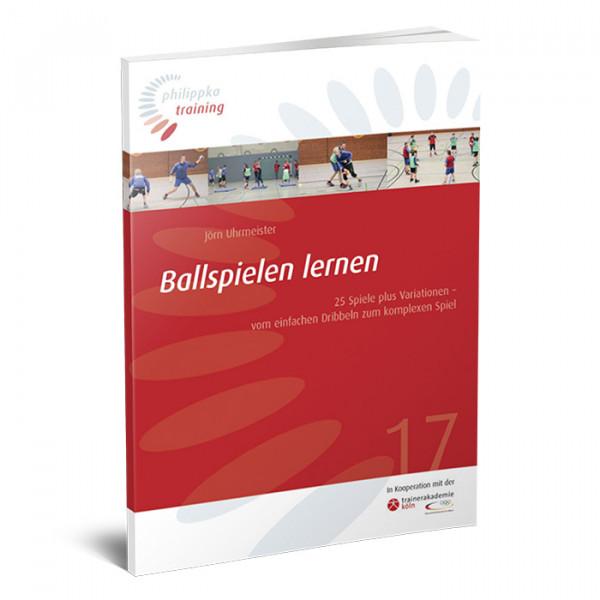 Buch BALLSPIELEN LERNEN