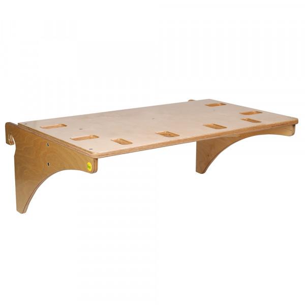 Podest / Sitz für Sprossenwand