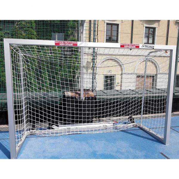 Hartplatz Fußball- & Handballtor 3 x 2 m - VERSTÄRKT
