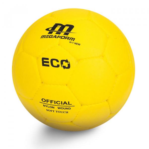 Handball SOFT TOUCH YELLOW - ECO LINE