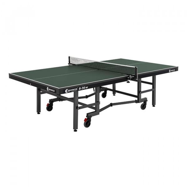 Tischtennistisch WETTKAMPFTISCH ITTF SUPER COMPACT - INDOOR Sponeta 8-36w