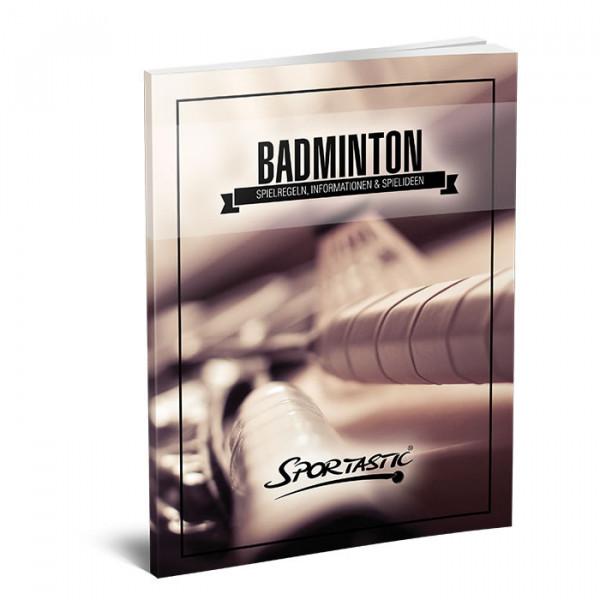 Broschüre BADMINTON SPIELREGELN