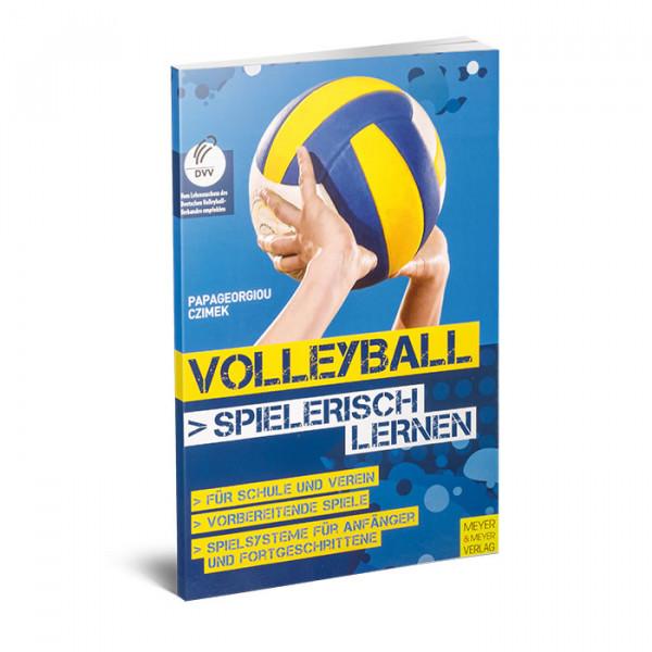 Buch VOLLEYBALL SPIELERISCH LERNEN