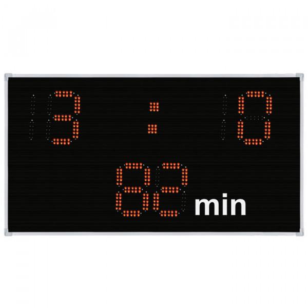 Anzeigetafel DERBY 19RC 185 x 100 cm - elektronisch