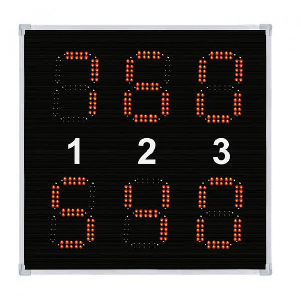 Tennis Spielstandsanzeigetafel - elektronisch