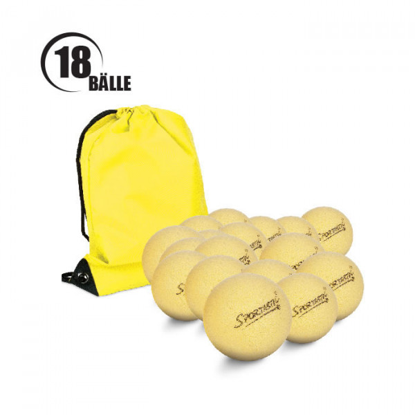 Schaumstoffball SOFTBALL SILENT SET