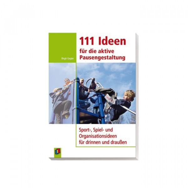 Buch 111 Ideen für die aktive Pausengestaltung