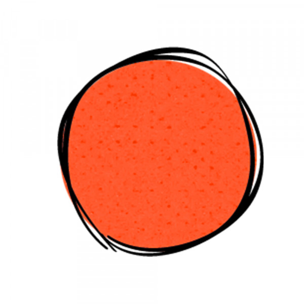 Umänderung in Farbe ORANGE Planenstoff