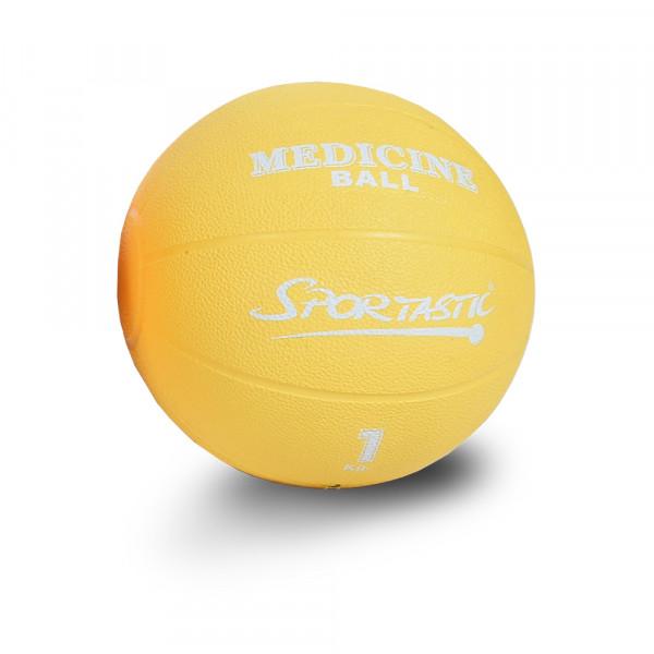 1 KG Medizinball ALLROUND - REBOUND