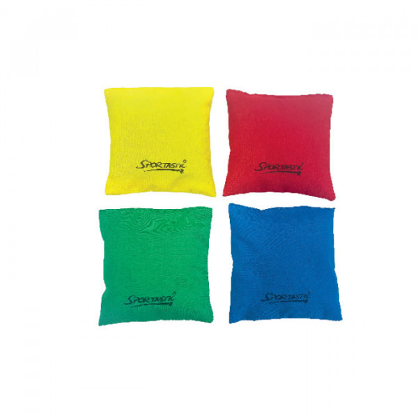 BEAN BAG SPORTASTIC 4er SET BUNT