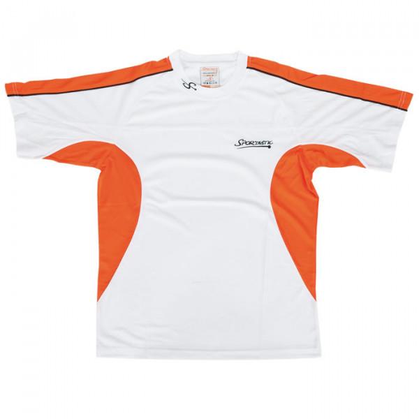 Trikot Torino Active Weiß/Orange