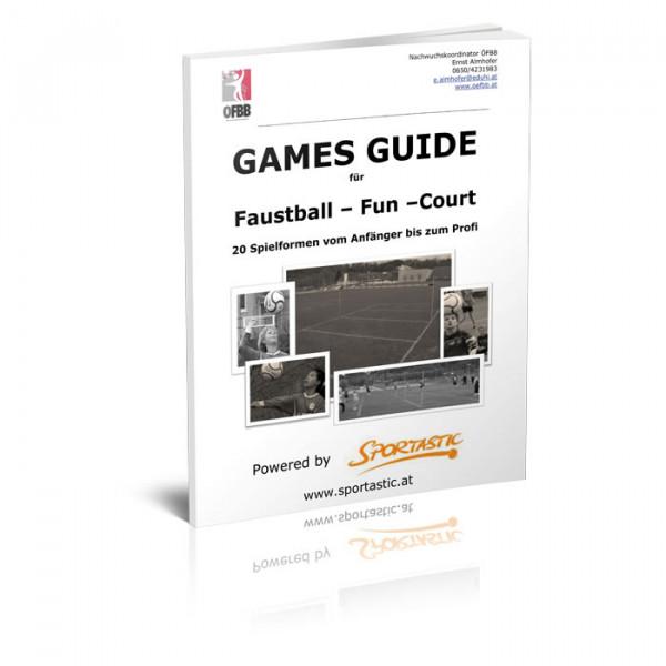 Handbuch FAUSTBALL
