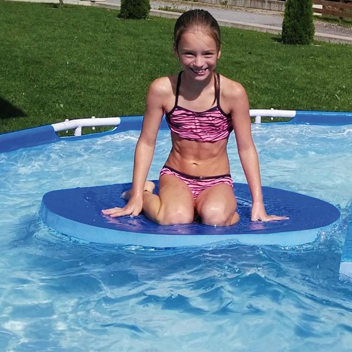 Schwimm-Matten