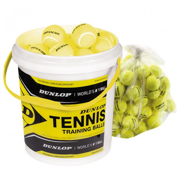 Dunlop Trainerball Drucklos - Gelb