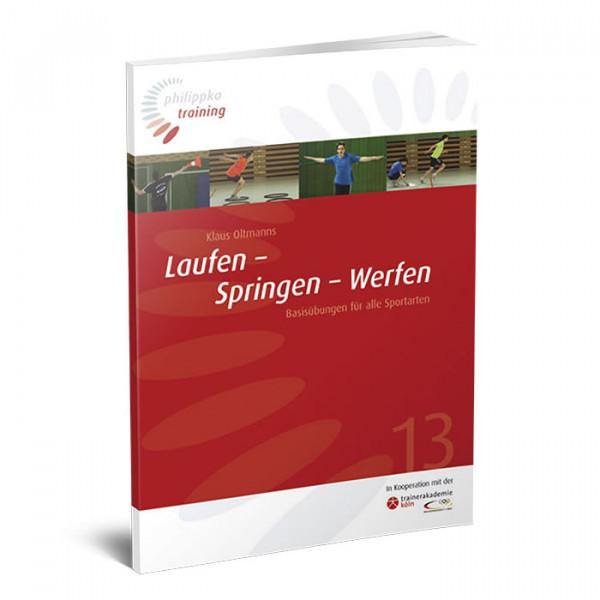 Buch LAUFEN-SPRINGEN-WERFEN