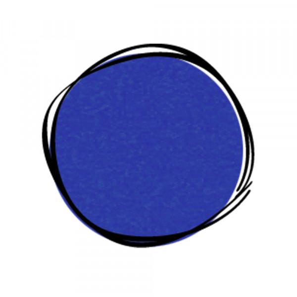 Umänderung in Farbe BLAU Reisstrohprägung
