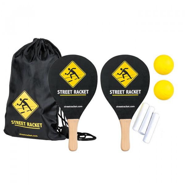 Street Racket Set inkl. Tasche (5-teilig)