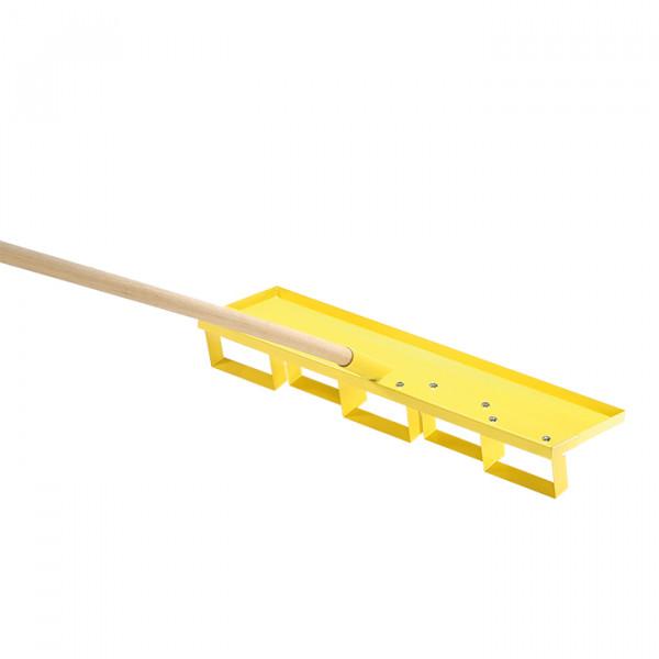 Moosabschneider, Lieferung ohne Stiel (Durchmesser 28 mm)