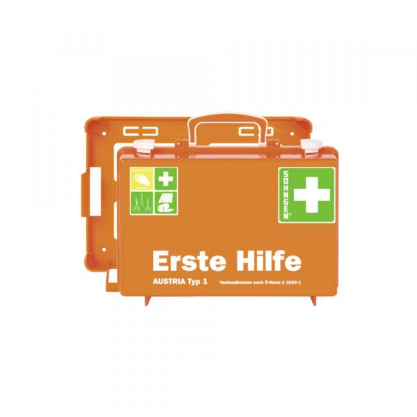 Premium Erste Hilfe Koffer SN-CD - ÖNORM Typ 1