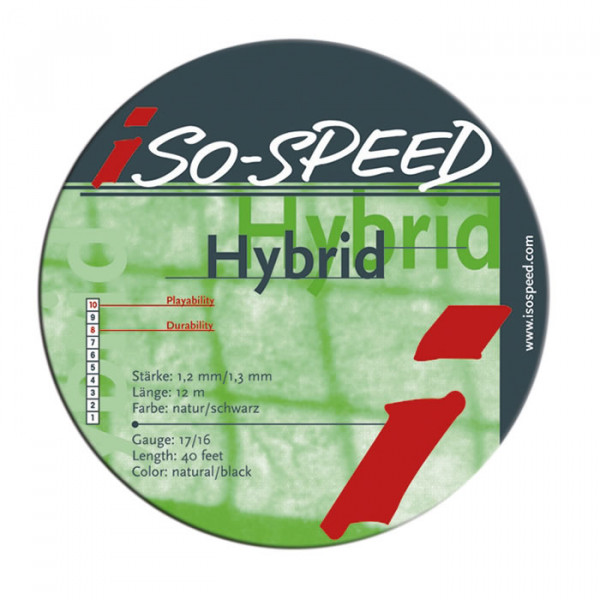 Isospeed Hybrid Classic Tennissaiten