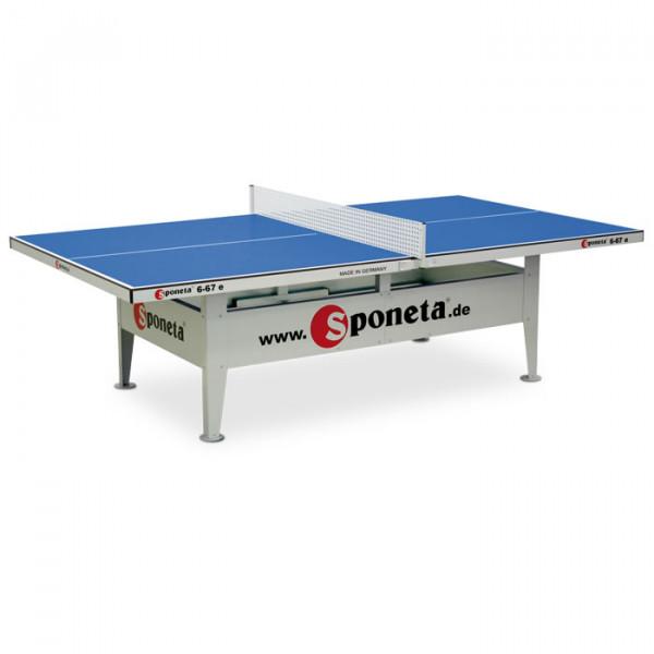 Tischtennistisch Active Outdoor Blau