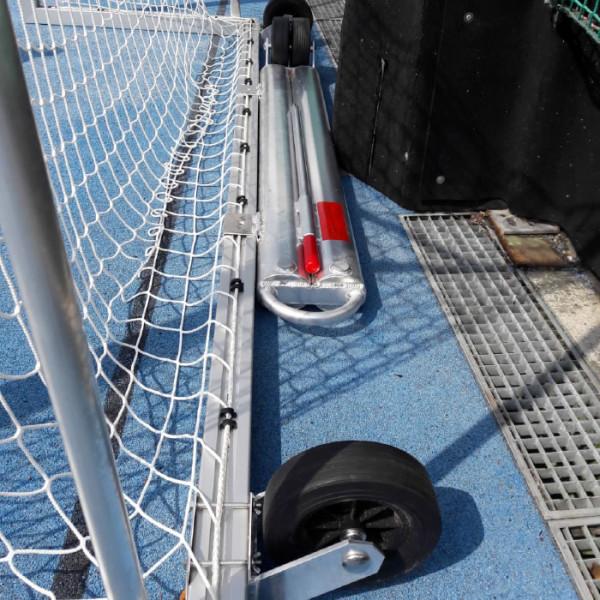 Kontergewicht Mobil f. freistehende Kleinfeldtore 3 x 2 m, 2 Stk/1Tor