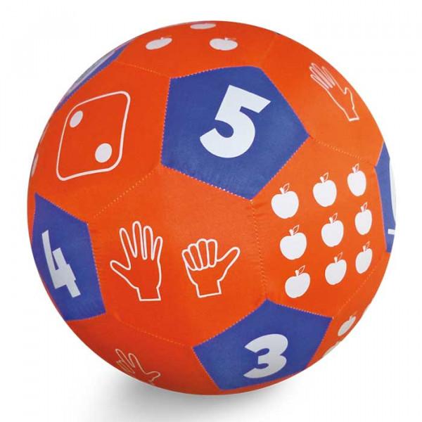 Lernspielball Zahlen und Mengen im ZR bis 10