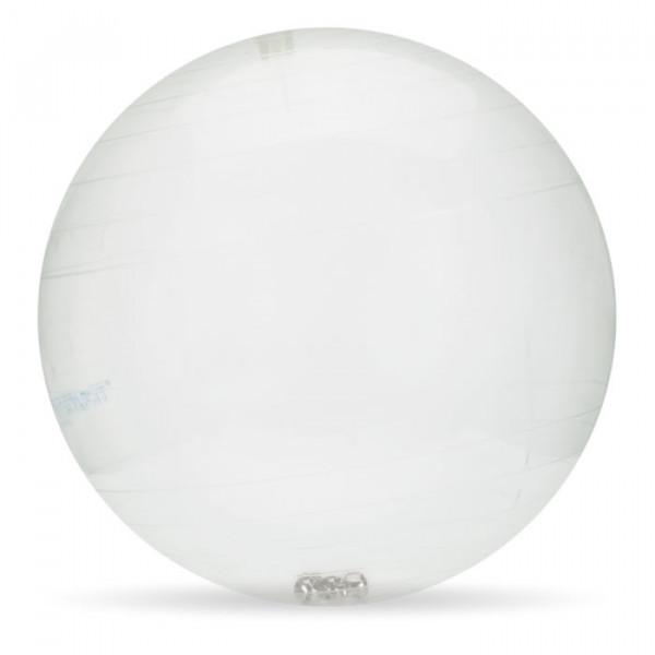 Ballgröße: 55 cm; flugverzögert mit 4 Metall-Schellenglöckchen