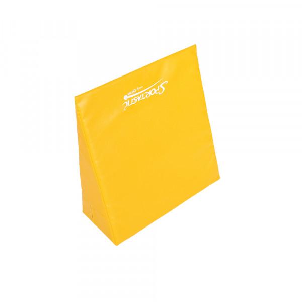 Keilmatte Sportastic 50x50x20 cm gelb