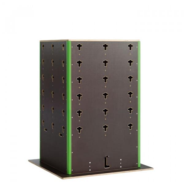 Cube Turnkasten
