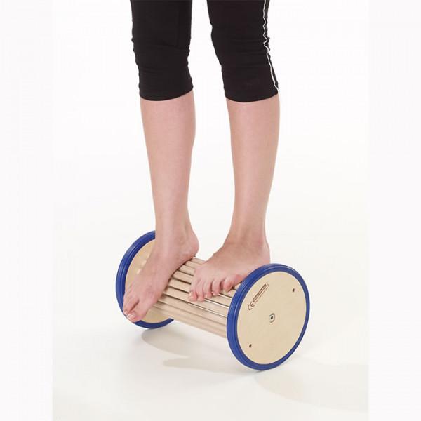 Kräftigt das Fußquergewölbe, stimuliert die Reflexzonen der Fußsohle.