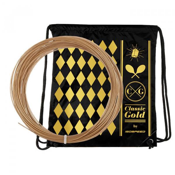 Isospeed Gold Classic Tennissaiten