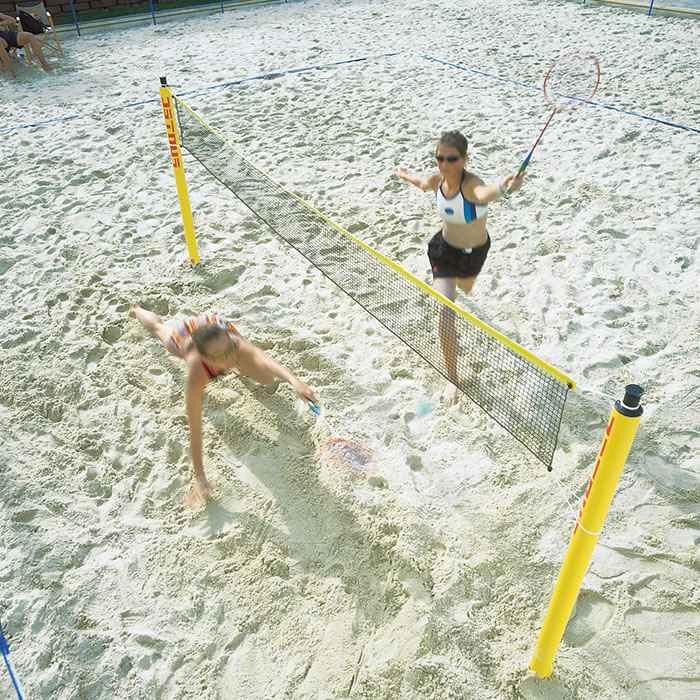 Beach Badminton / Tennis