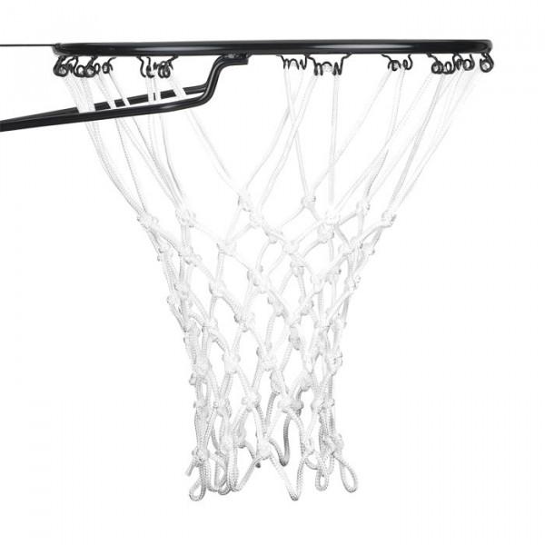 Basketballnetz NYLON 6 MM EINFÄRBIG
