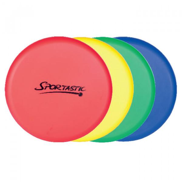 Sportastic SOFT FOAM FRISBEE - 4 Farben