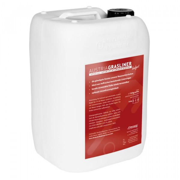 Nassmarkierfarbe Austria Grasliner Budget 10 Lit/14 kg