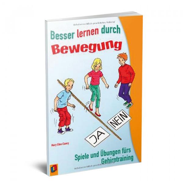 Buch BESSER LERNEN DURCH BEWEGUNG