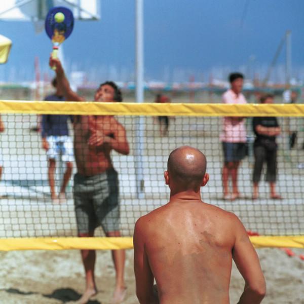 Beach TENNIS NETZ CHAMP